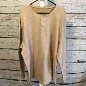Men's Outdoor Life Cotton Shirt Size XXL